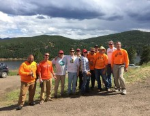Chainsaw Classes in Ned, July 2015