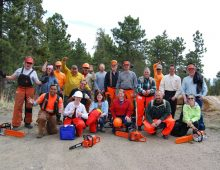 2017 Chainsaw Skills & Safety Class