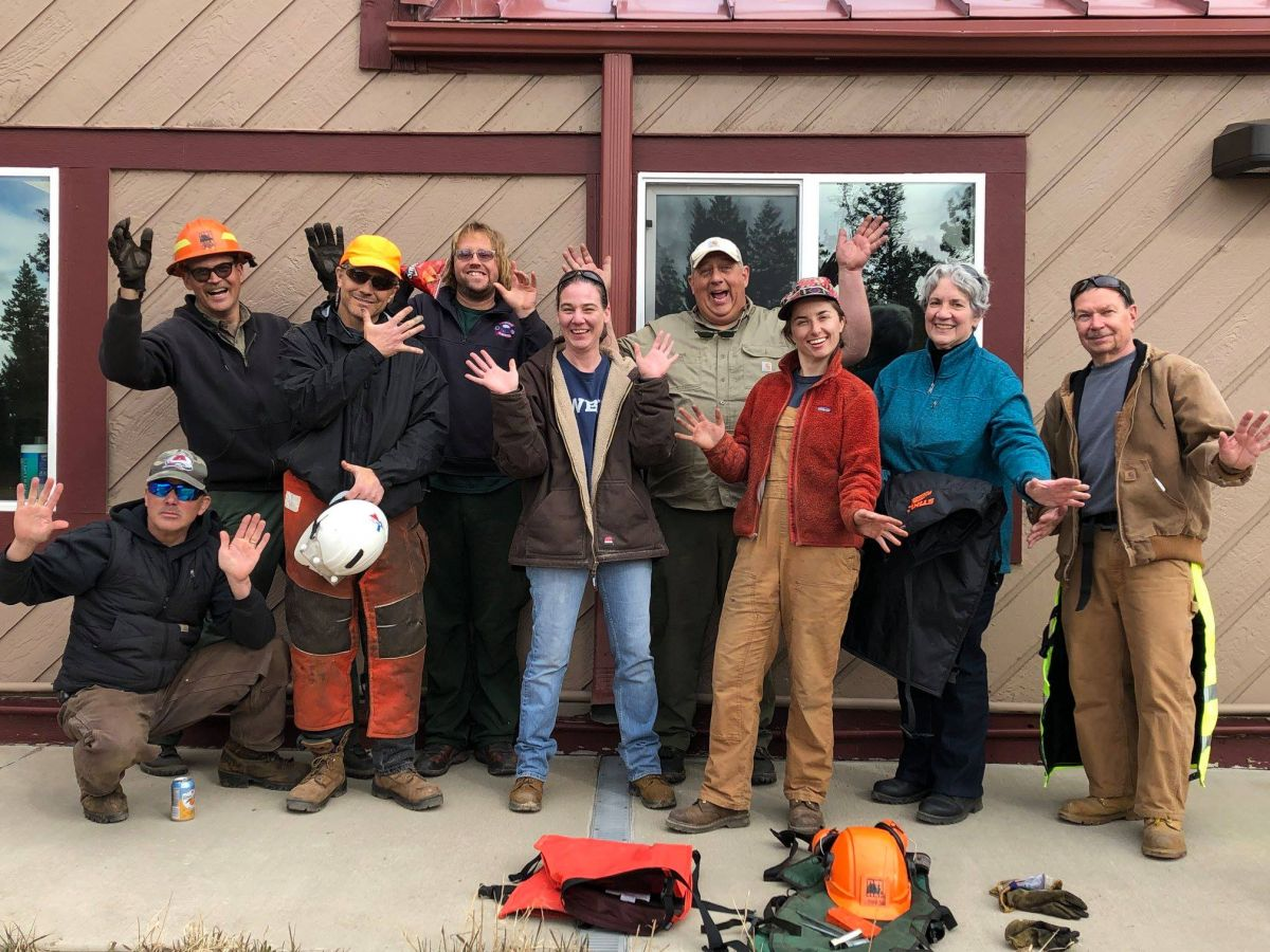 Saws and Slaws Chainsaw Class 2019